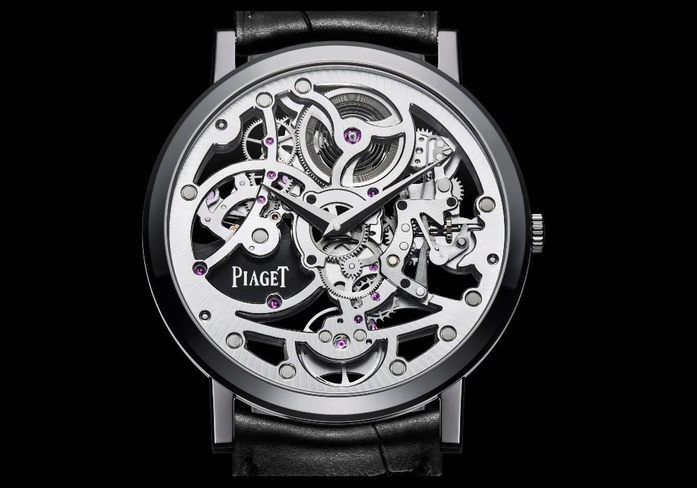 Carmelo Anthony's Haute Time Watch of the Day:  Piaget Altiplano Only Watch 2013 Skeleton
