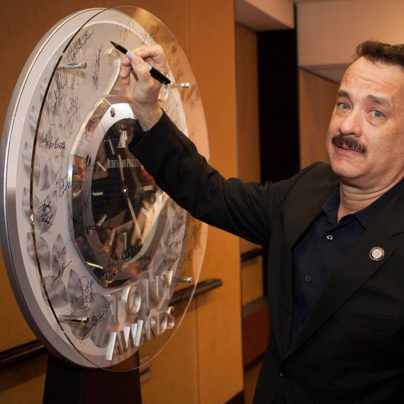 Audemars Piguet Supports Broadway Cares/Equity Fights AIDS