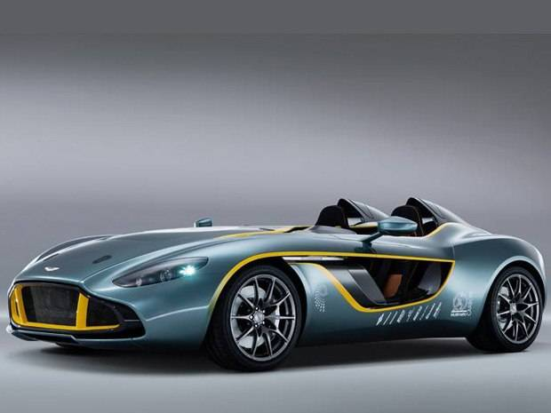 Aston Martin Celebrates 100 Years With New CC100