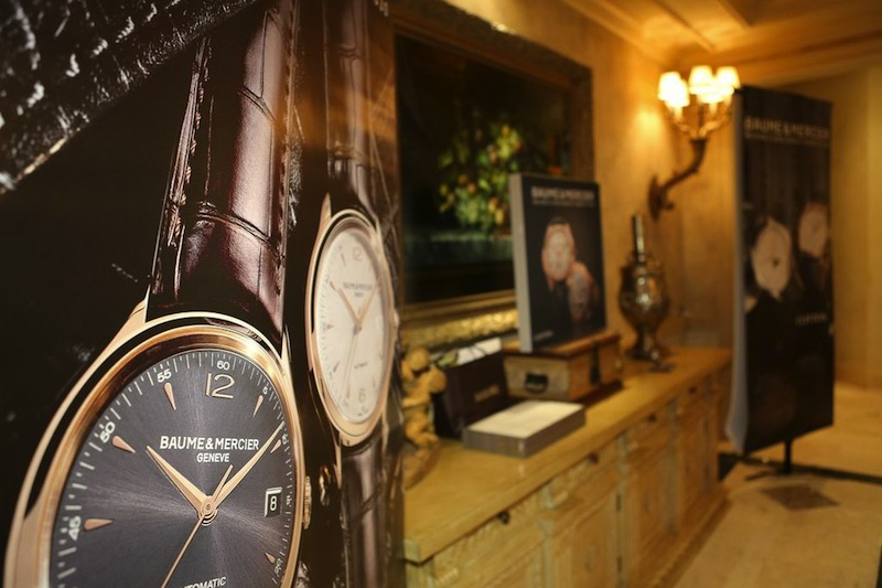 Baume & Mercier, Boca Raton Mayors and Haute Living Host Unveiling of Clifton Collection