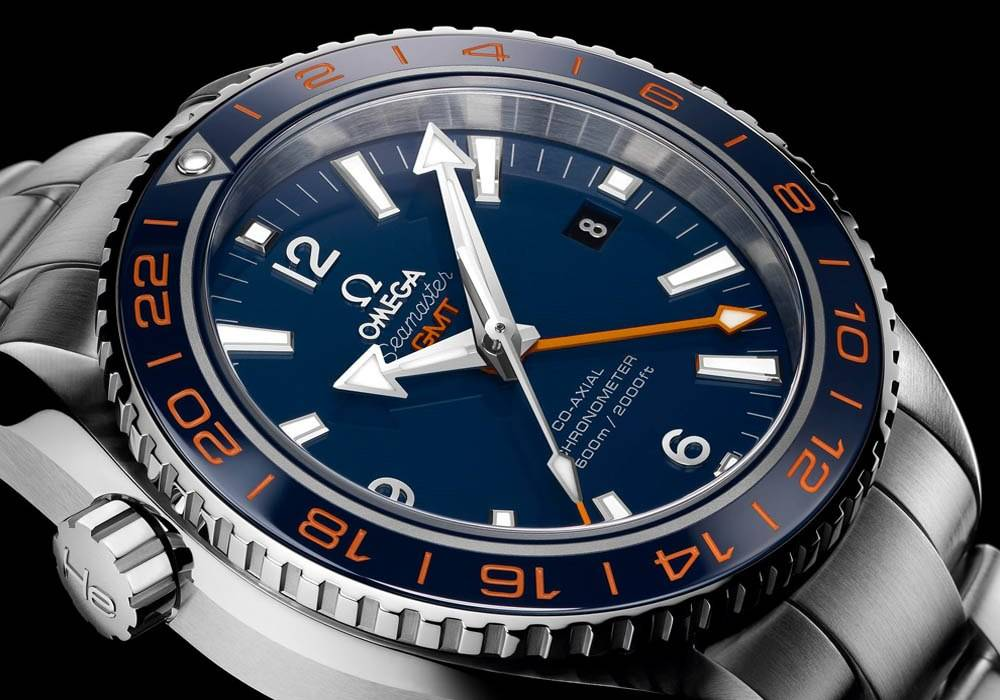 """Carmelo Anthony's Haute Time Watch of the Day:  Omega Seamaster Planet Ocean 600m """"GoodPlanet"""""""