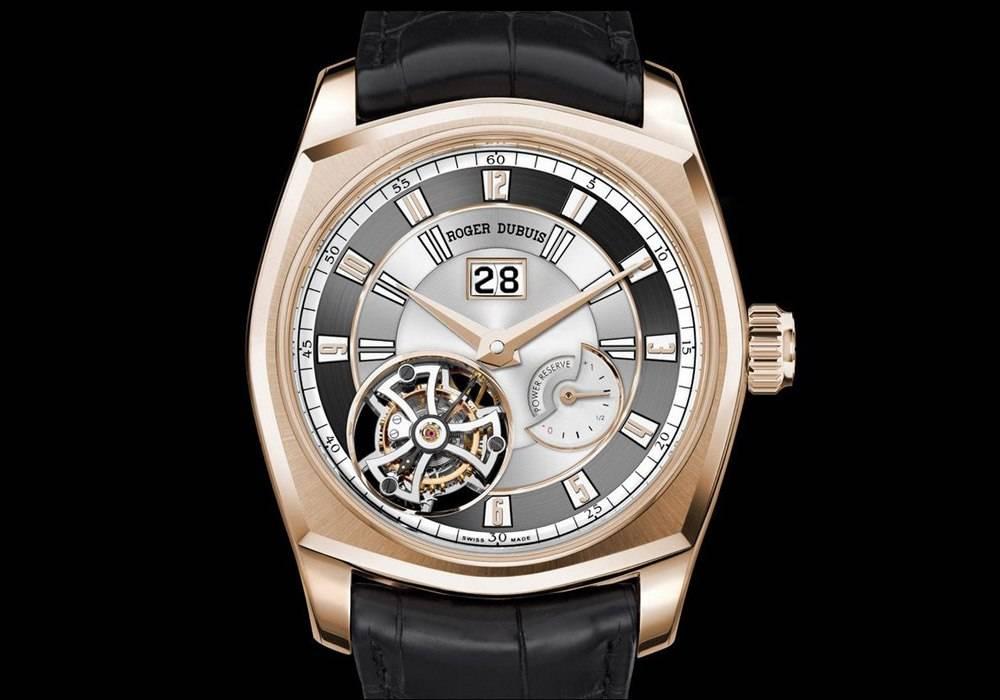 Warren Buffett Spotted Wearing Rolex Datejust 18K