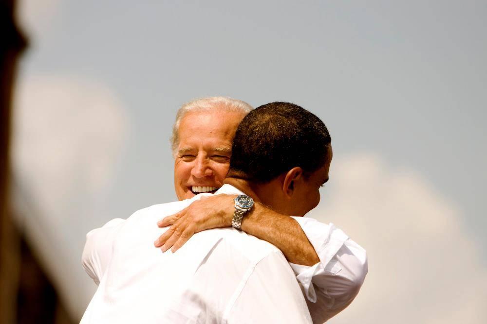 Joe Biden Spotted Wearing Omega Seamaster