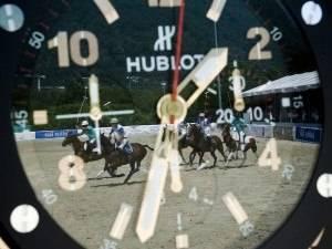Hublot Hosts Ascona Polo Tournament in Switzerland