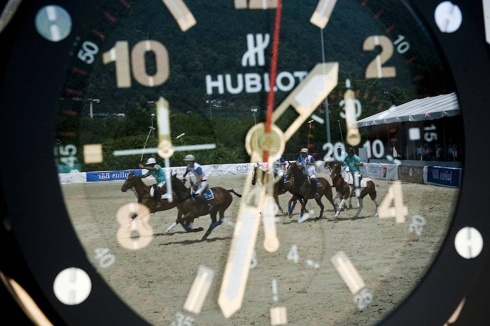 Hublot Hosts Ascona Polo Tournament in Switzerland