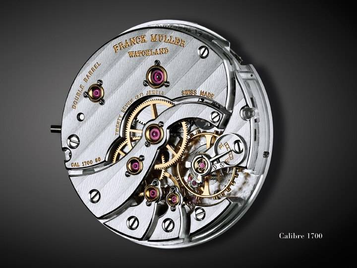 Franck Muller Unveils First In-House Movement