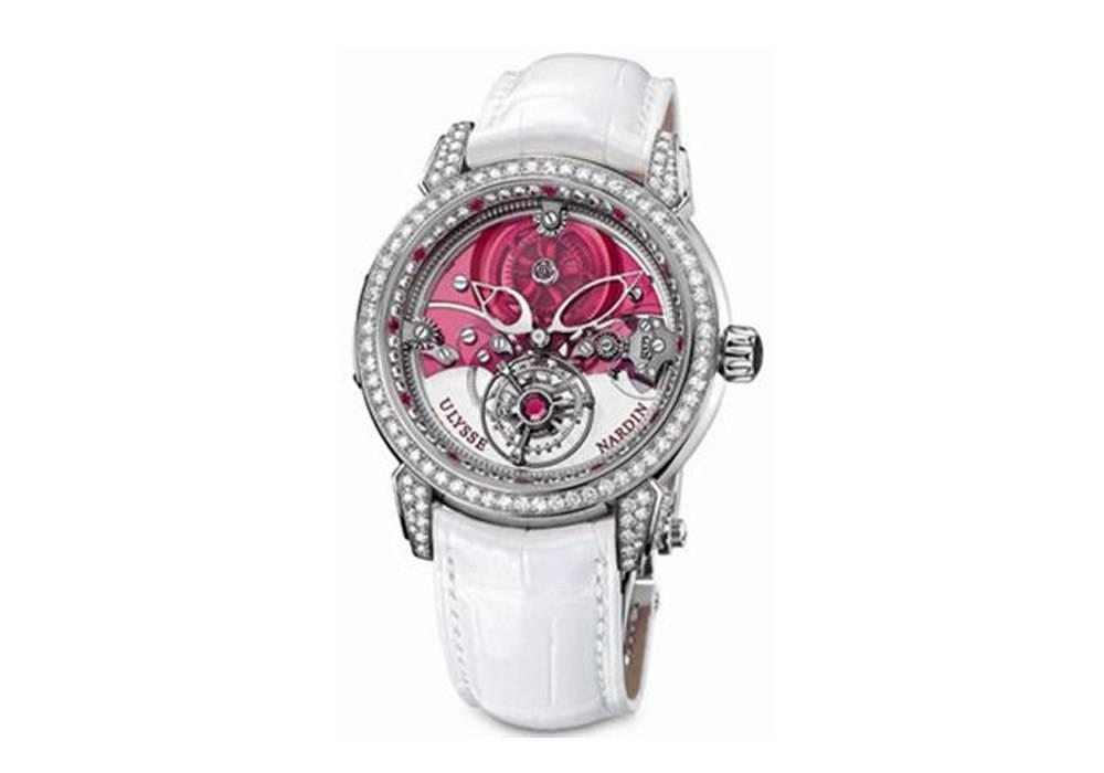 Carmelo Anthony's Haute Time Watch of the Day: Ulysse Nardin Royal Ruby Tourbillon