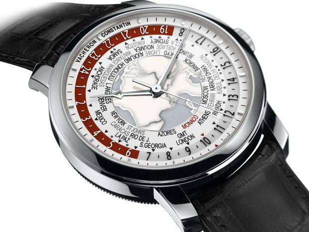 Vacheron Constantin Unveils Patrimony Traditionnelle World Time for Only Watch