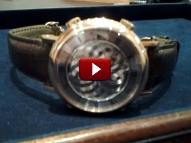 Watch This: Breguet La Musicale Plays Bach's Badinerie