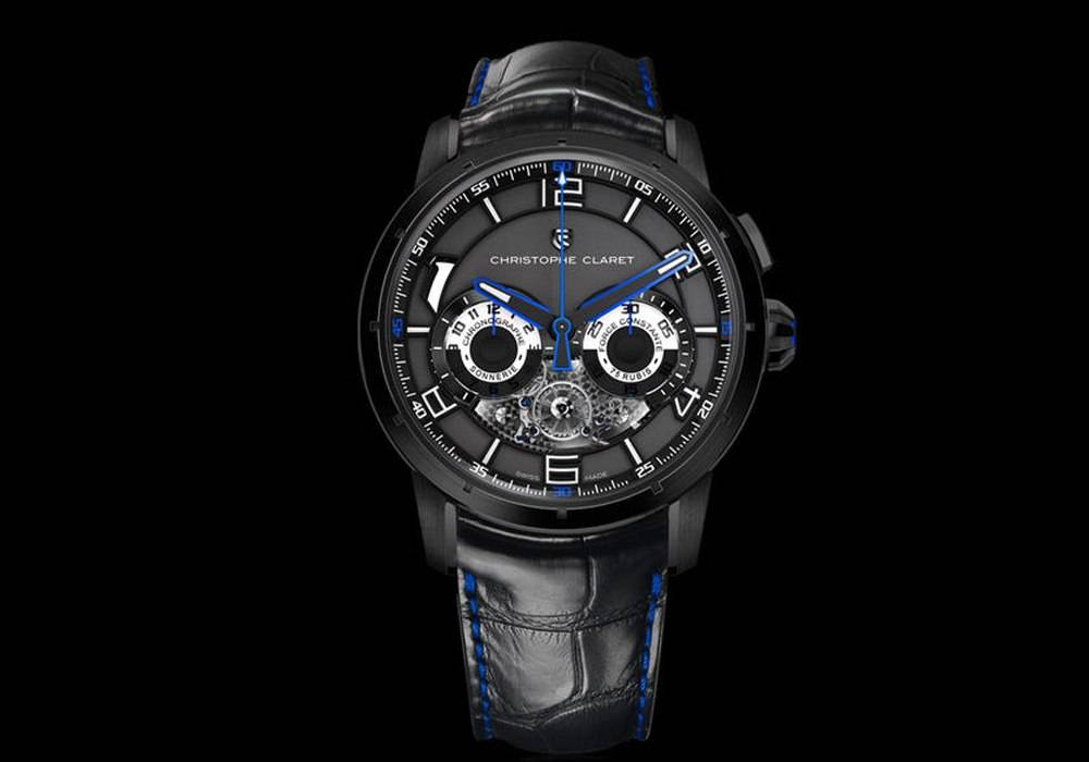 Carmelo Anthony's Haute Time Watch of the Day: Christophe Claret Kantharos