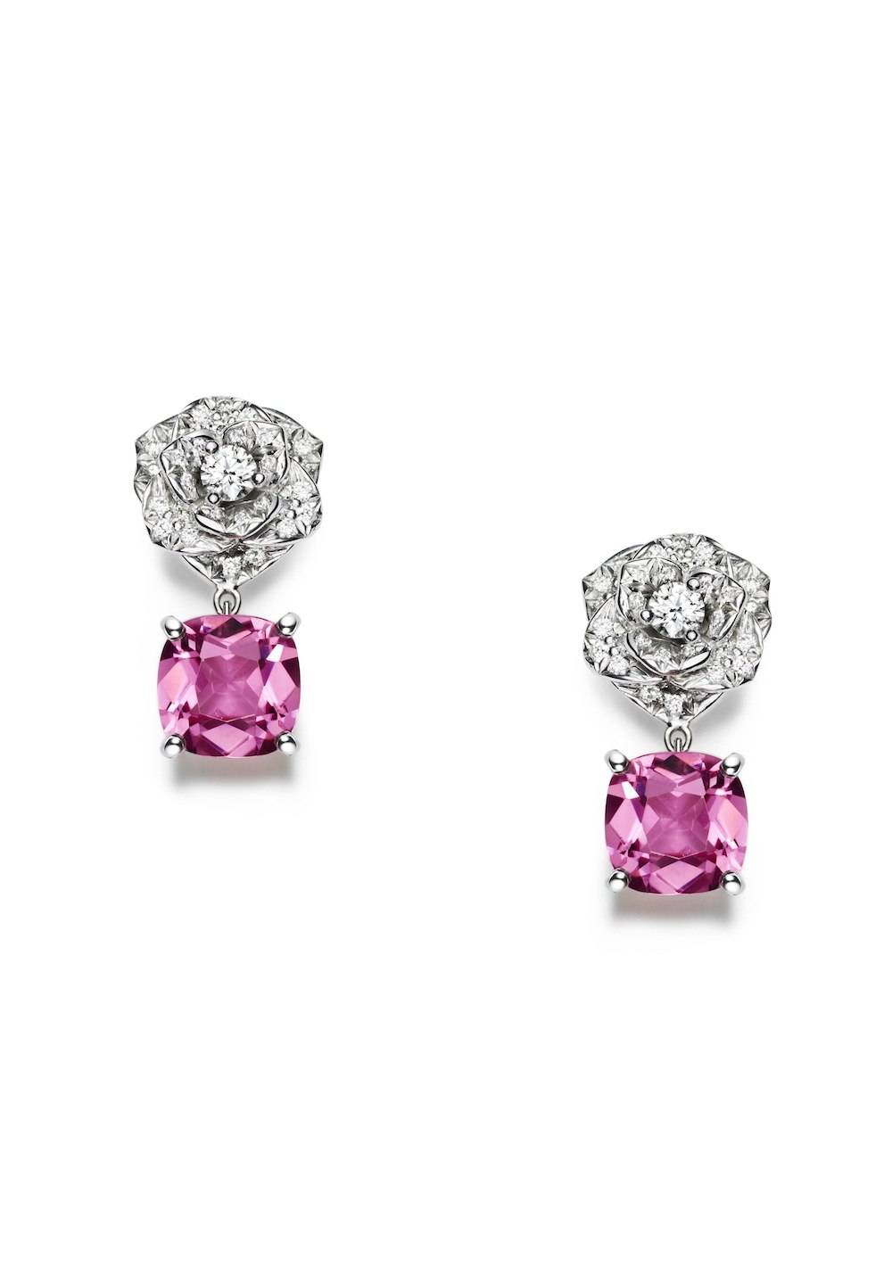 Haute Jewelry: Piaget Rose Collection