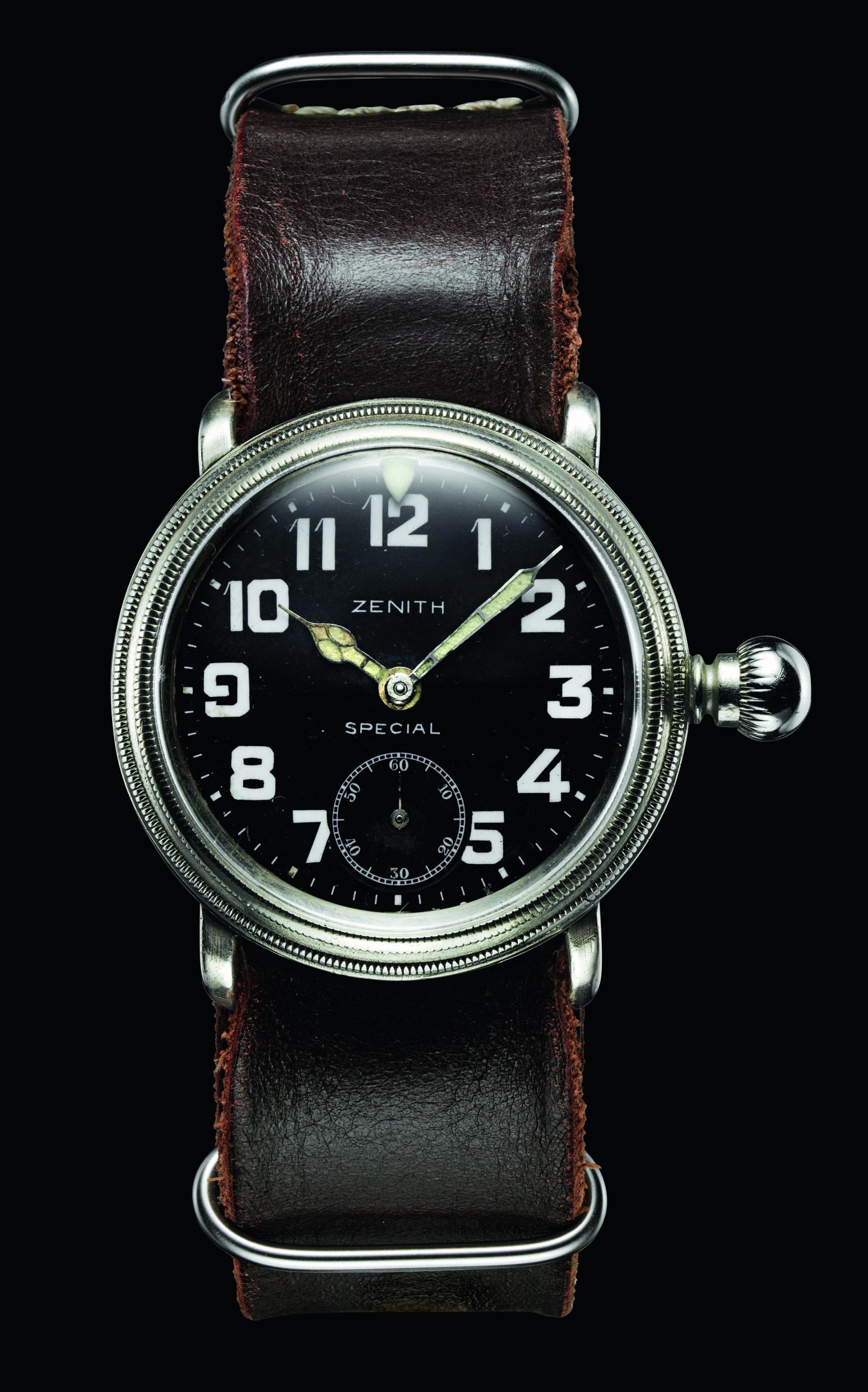 Throwback Thursday: The Zenith Type 20 and the Louis Blériot Watch