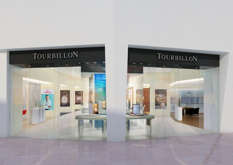 Swatch Group Expanding Tourbillon Boutique Network in US