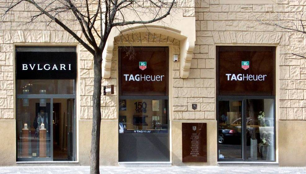 TAG Heuer Looks to Expand in Growing Indian Market