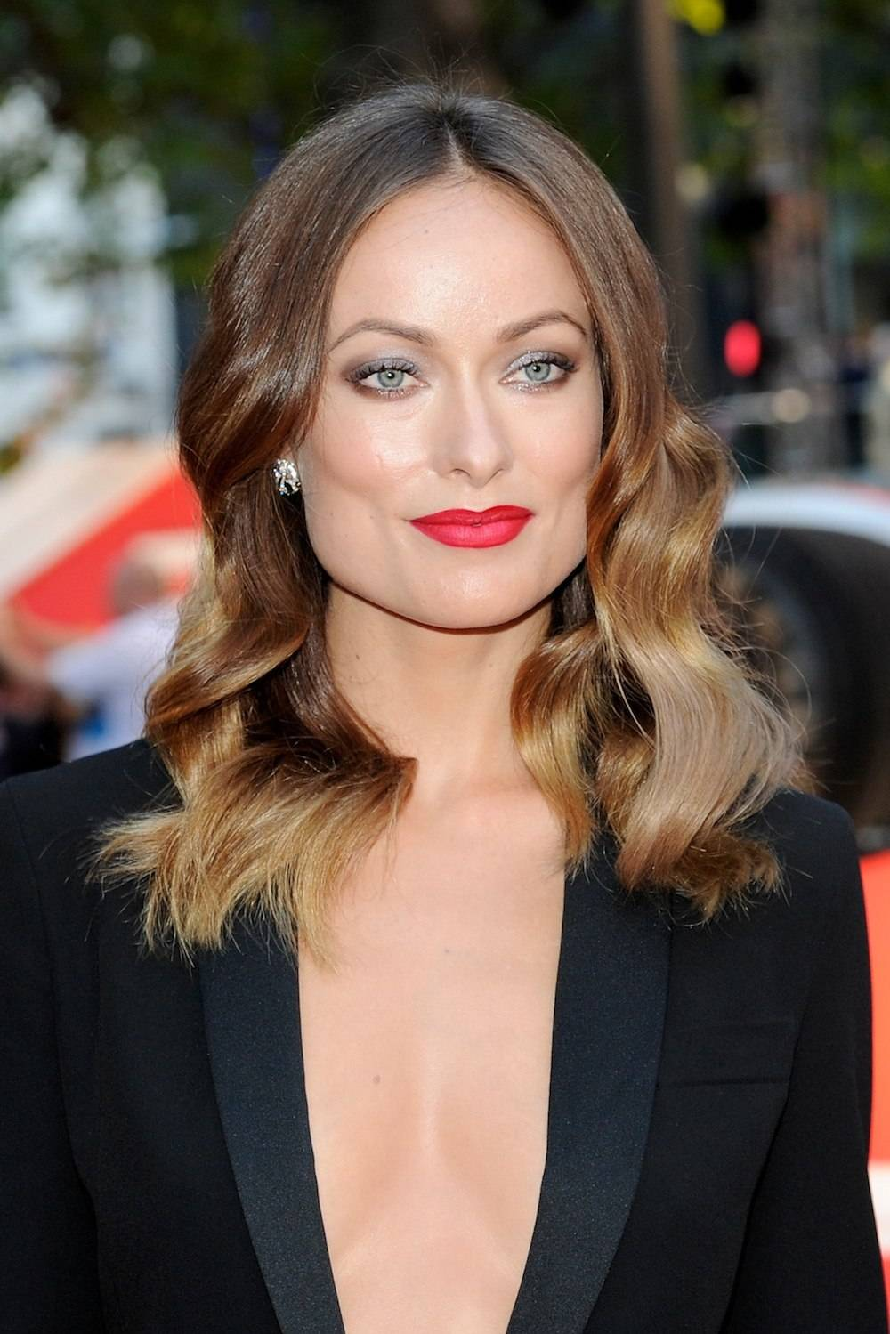 Olivia Wilde Spotted Wearing Piaget Limelight Earrings ...