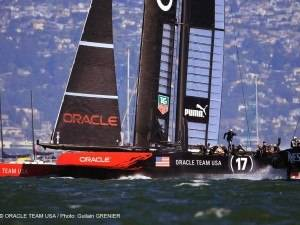TAG Heuer Celebrates Oracle Team USA Win at America's Cup