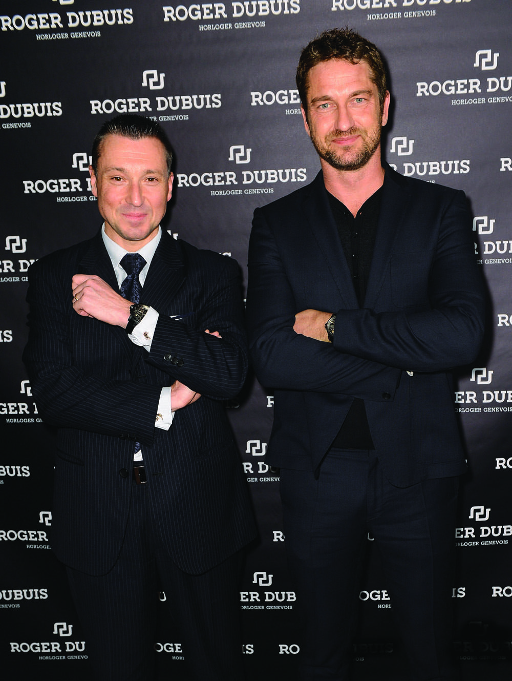 Roger Dubuis Booth At The 23rd Salon International De La Haute Horlogerie: Day 1