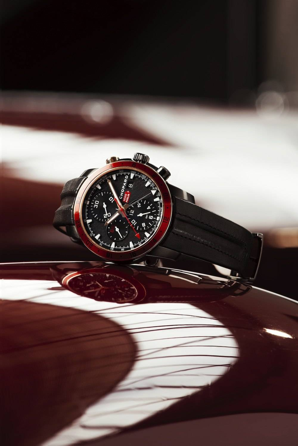 CHOPARD MILLE MIGLIA Zagato Chronograph : Watch of the Week