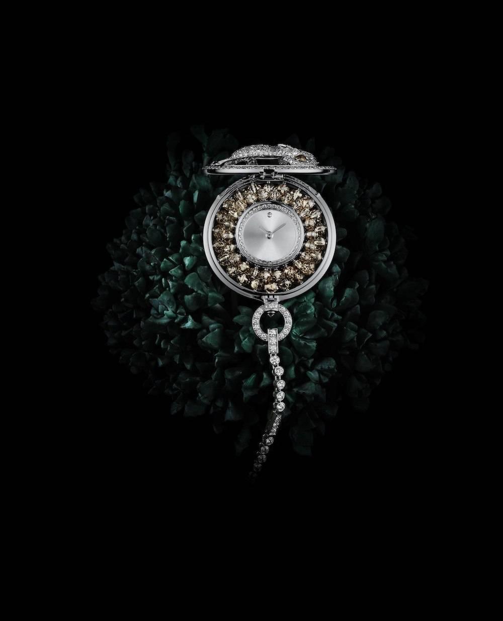 Haute Watch of the Week: Cartier Les Heures Fabuleux Pocket Watch