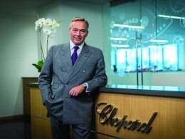 Karl-Friedrich Scheufele: Chopard's Family Man