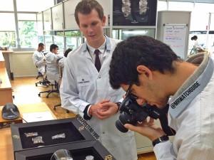 Jason Sarkoyan: Roger Dubuis Manufacture Visit in Geneva