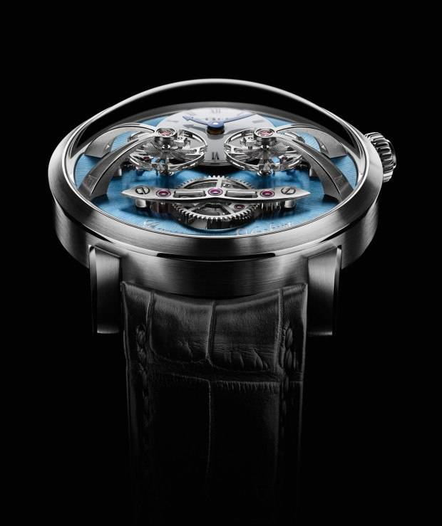 MB&F LM2 Legacy Machine 2