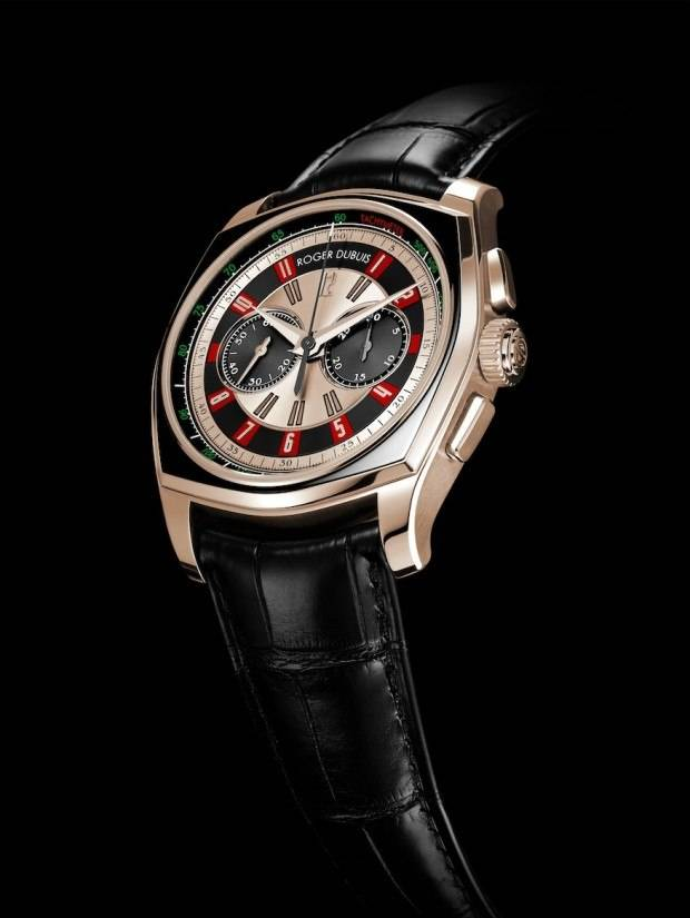 Roger Dubuis Monegasque.