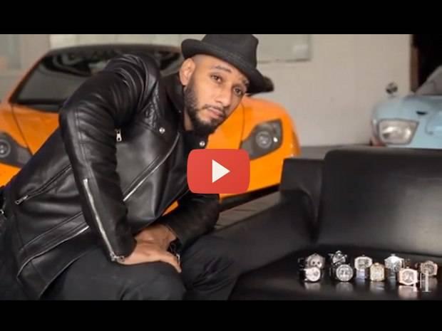 Video: Haute Collector Series With Swizz Beatz