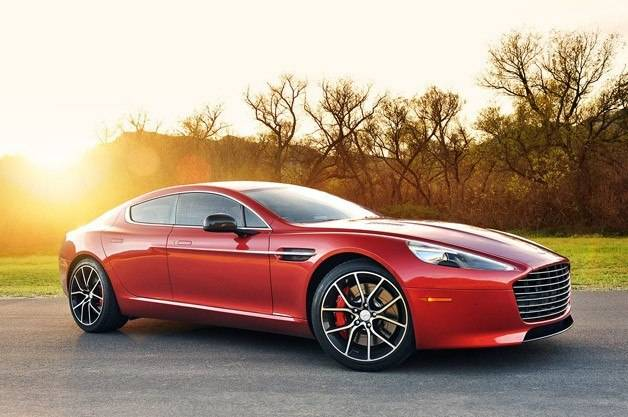 Haute Auto Of The Week 2014 Aston Martin Rapide S Luxury Watch Trends 2018 Baselworld Sihh Watch News