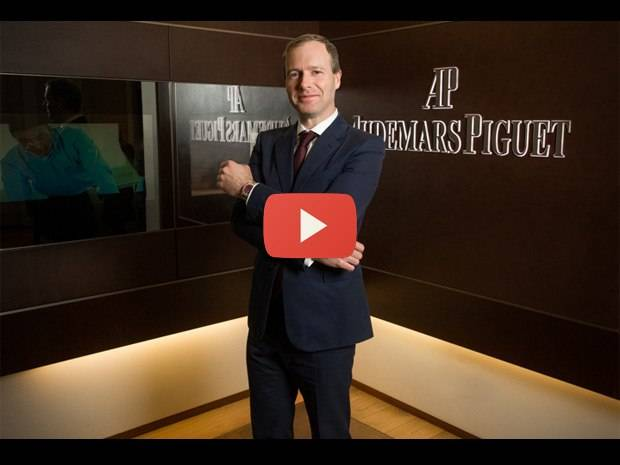 VIDEO: One On One With Xavier Nolot, CEO of Audemars Piguet North America