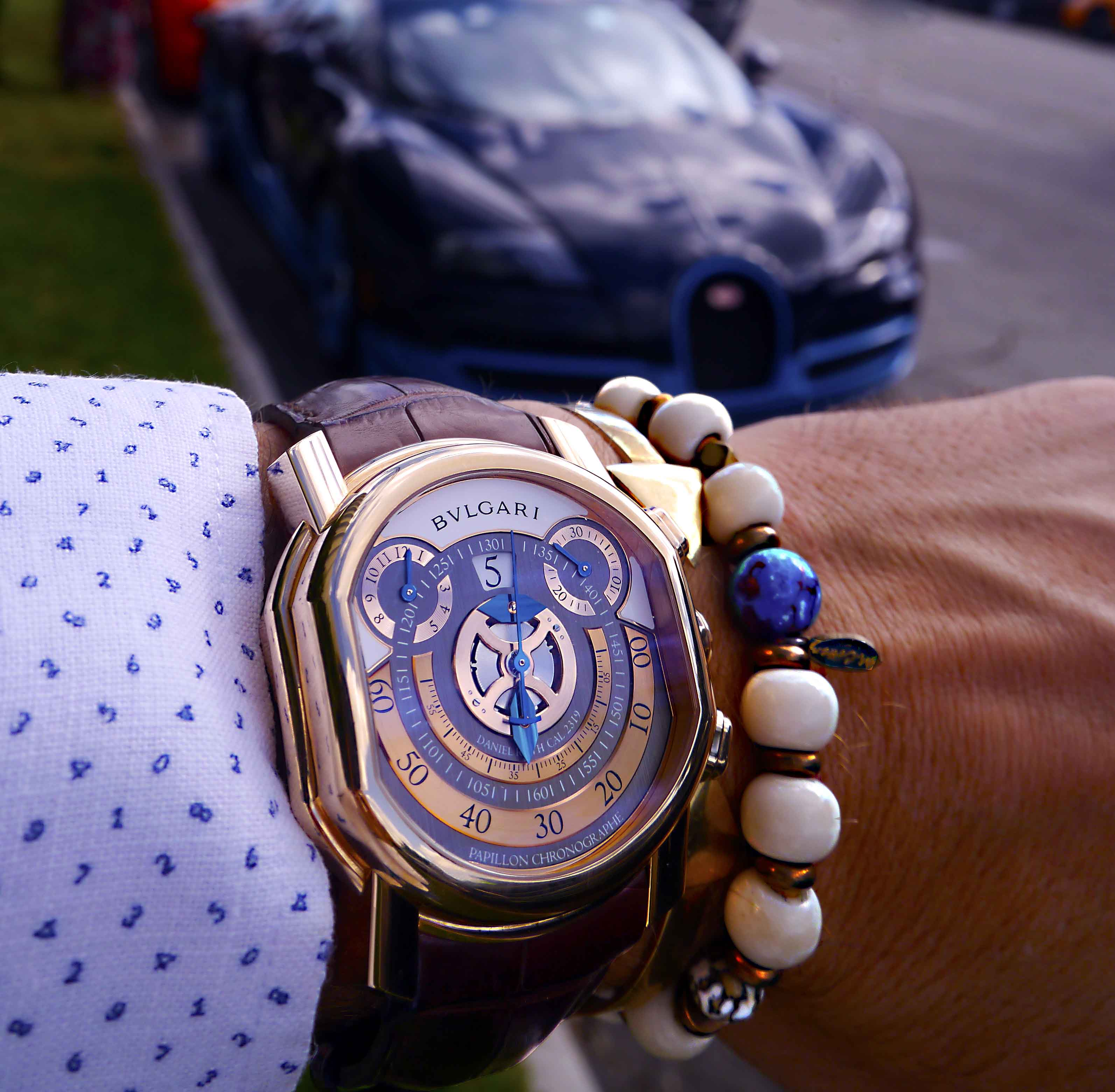 Bugatti - LR
