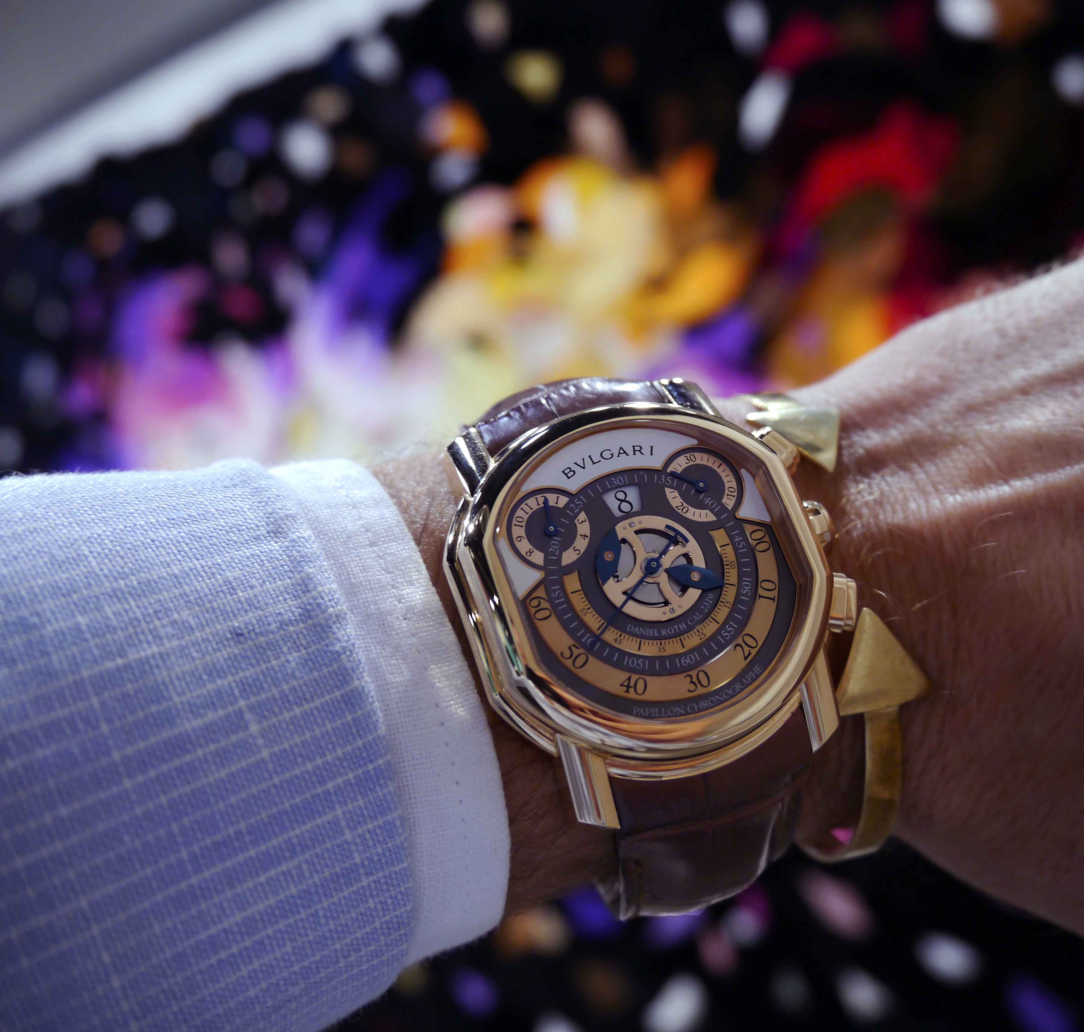 Part 3 – Seven Days, Seven Watches, One Pagani – Art Basel Miami