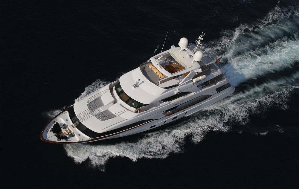 Haute Yacht of the Week: DYNA®