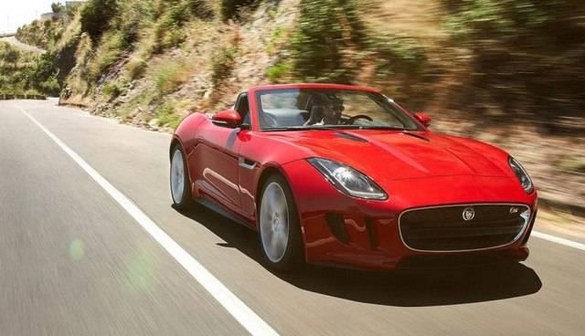 Haute Auto of the Week: Jaguar F-Type