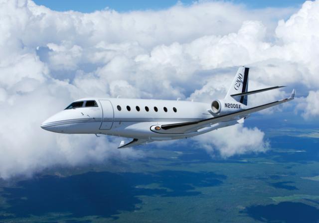 Haute Jet of the Week: Gulfstream G200