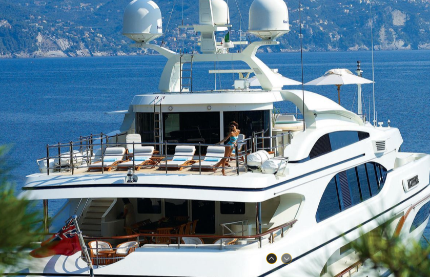 Haute Yacht of the Week: Altitude
