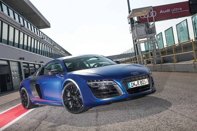 Haute Auto of the Week: Audi R8 V-10 Plus Coupe