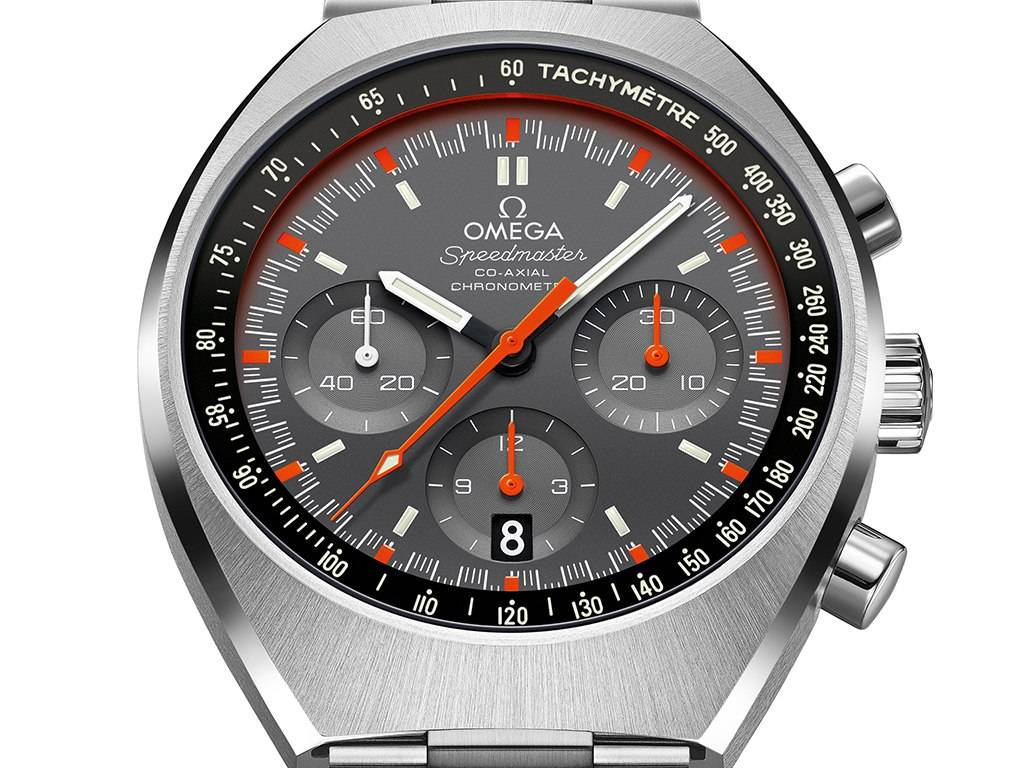 Carmelo Anthony's Haute Time Watch of the Day: Omega Speedmaster Mark II