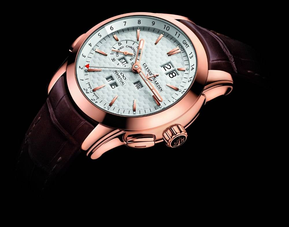 Ulysse Nardin Unveils Perpetual Manufacture for Basel 2014