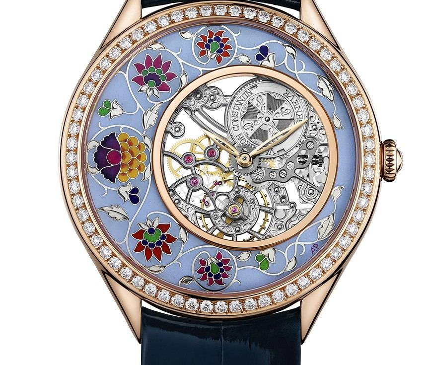 Best Enameled Dials at SIHH 2014