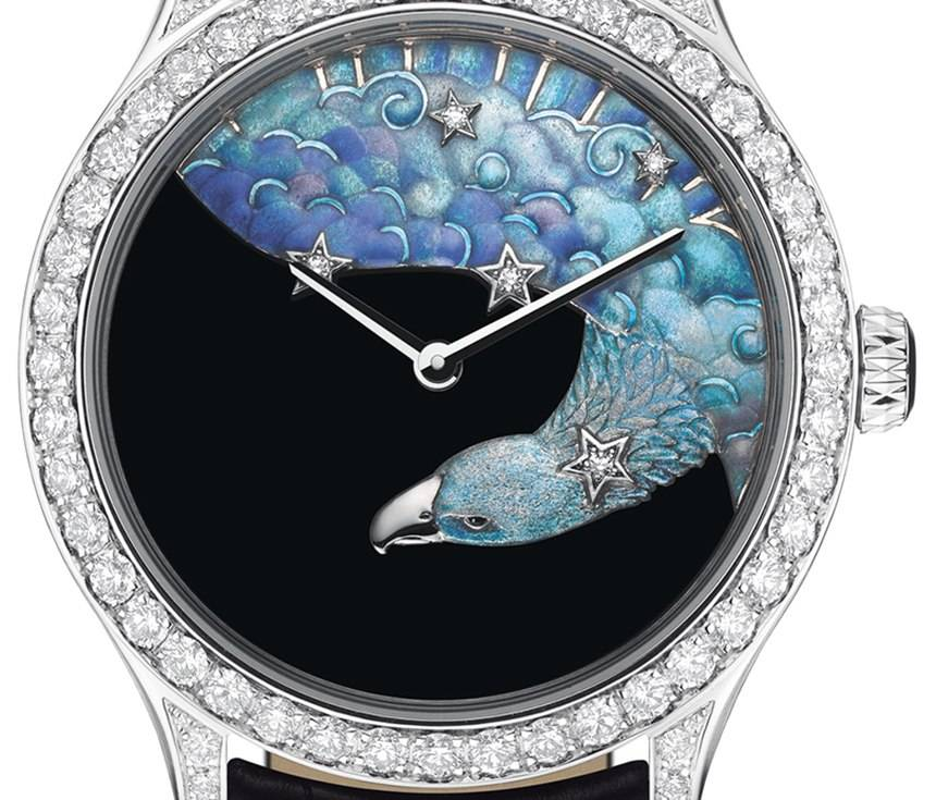 Van Cleef & Arpels Aquila, from the Midnight Constellations collection.