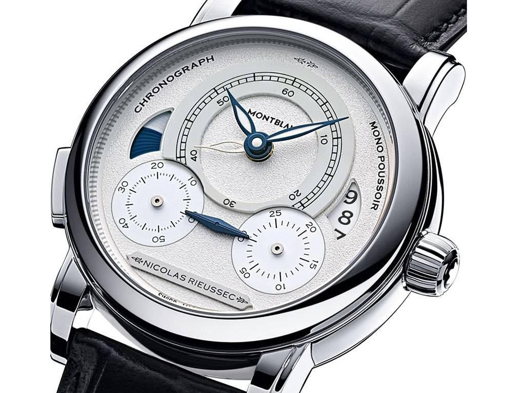 Haute Living Watch of the Week: Montblanc Nicolas Rieussec Special Homage