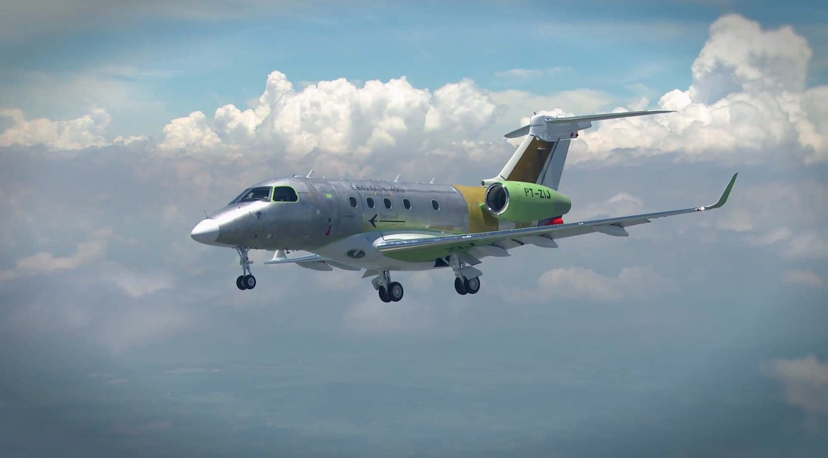 Haute Jet of the Week: Embraer Executive Jets' Legacy 450