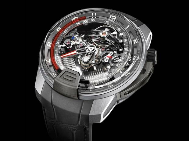 VIDEO: HYT Watches Unveils New Novelties for Basel 2014