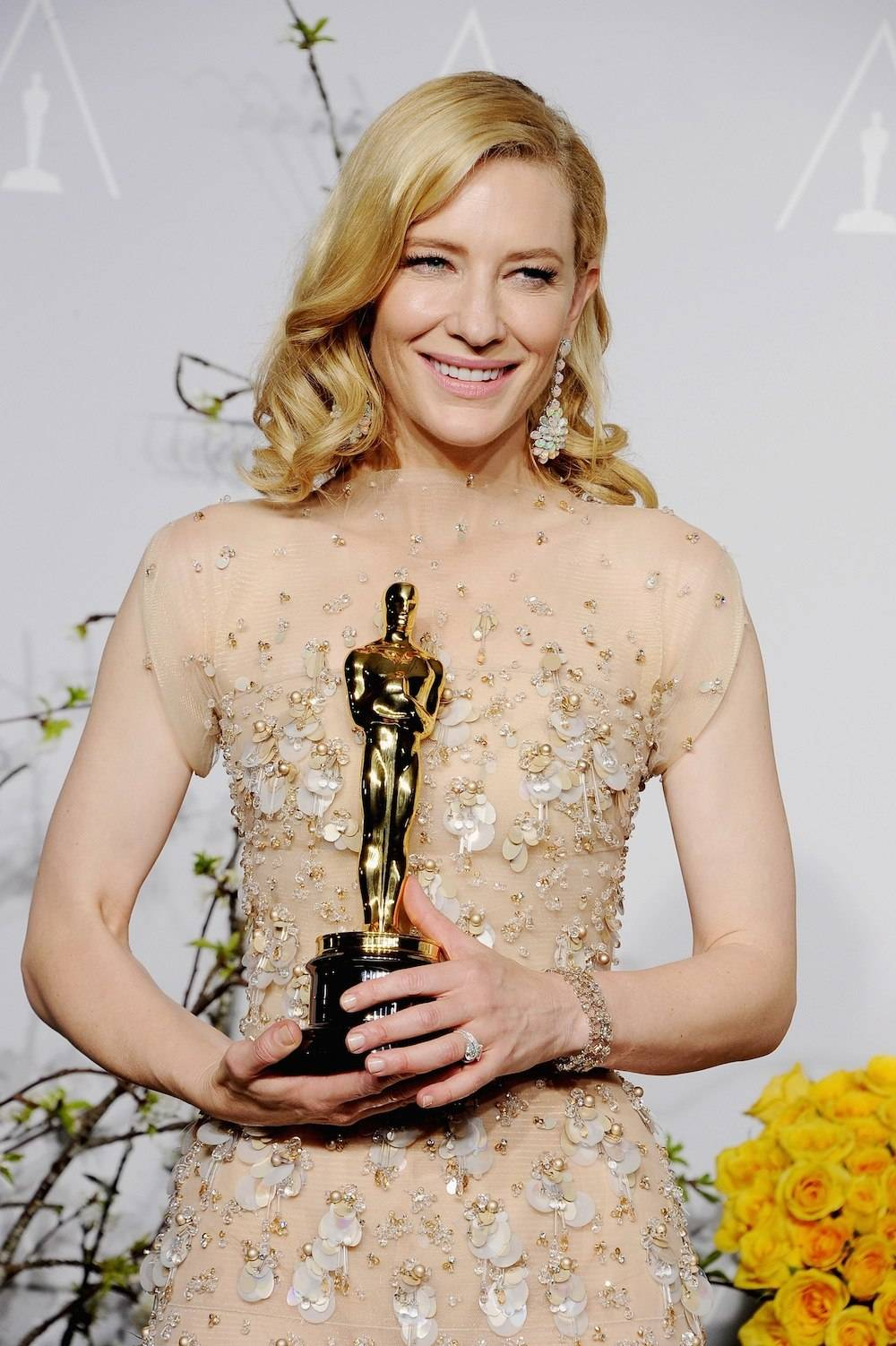 86th Annual Academy Awards - Press Room