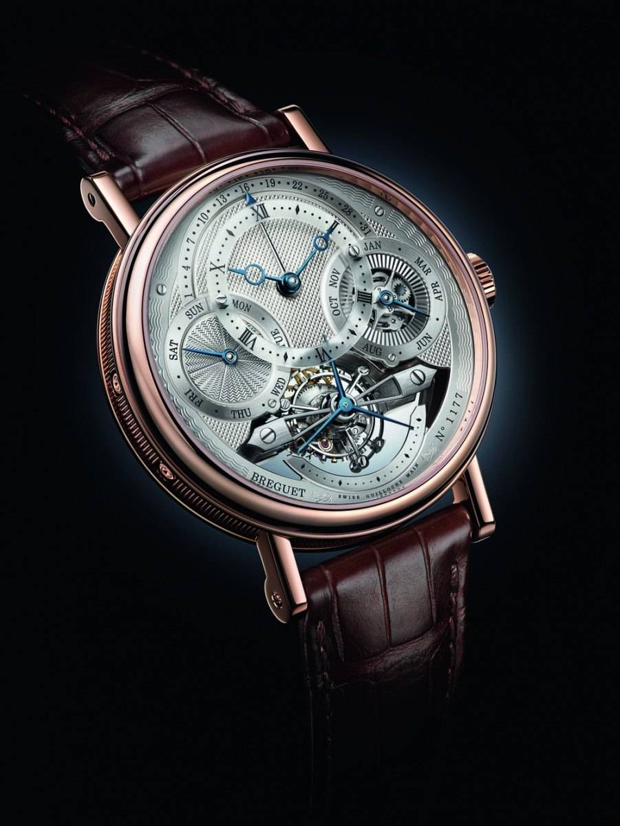 Breguet Unveils Seven New Models at BaselWorld 2014