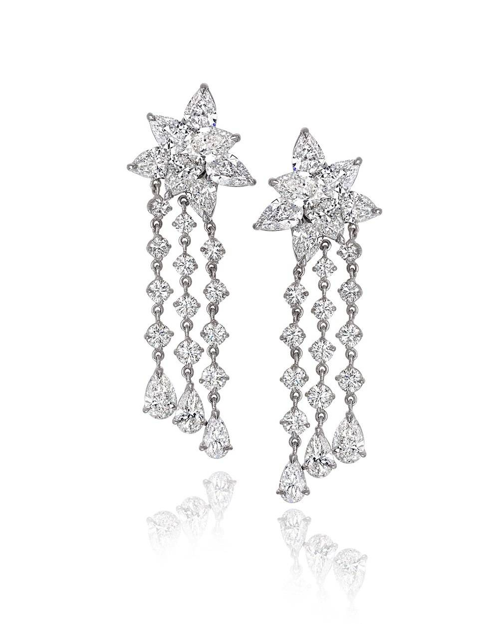Earrings Worn By Penelope Cruz