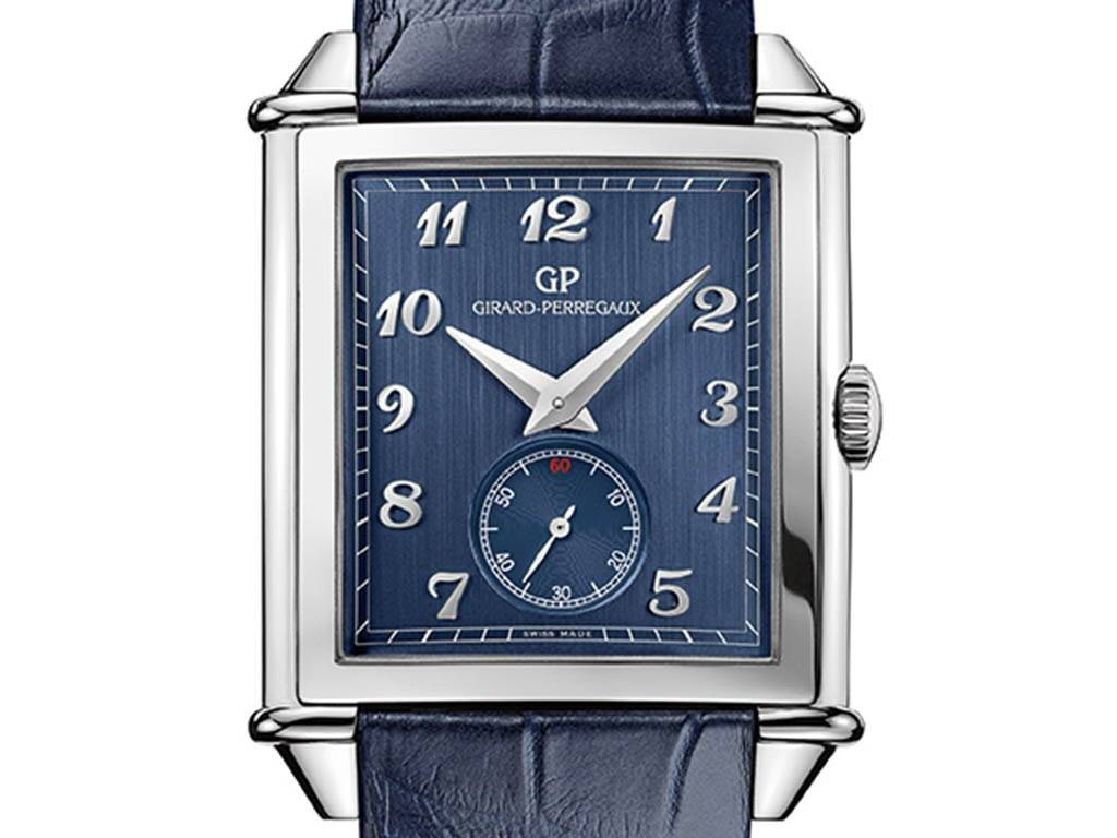 Haute Living Watch of the Week: Girard-Perregaux Vintage 1945 and 1966 Blue