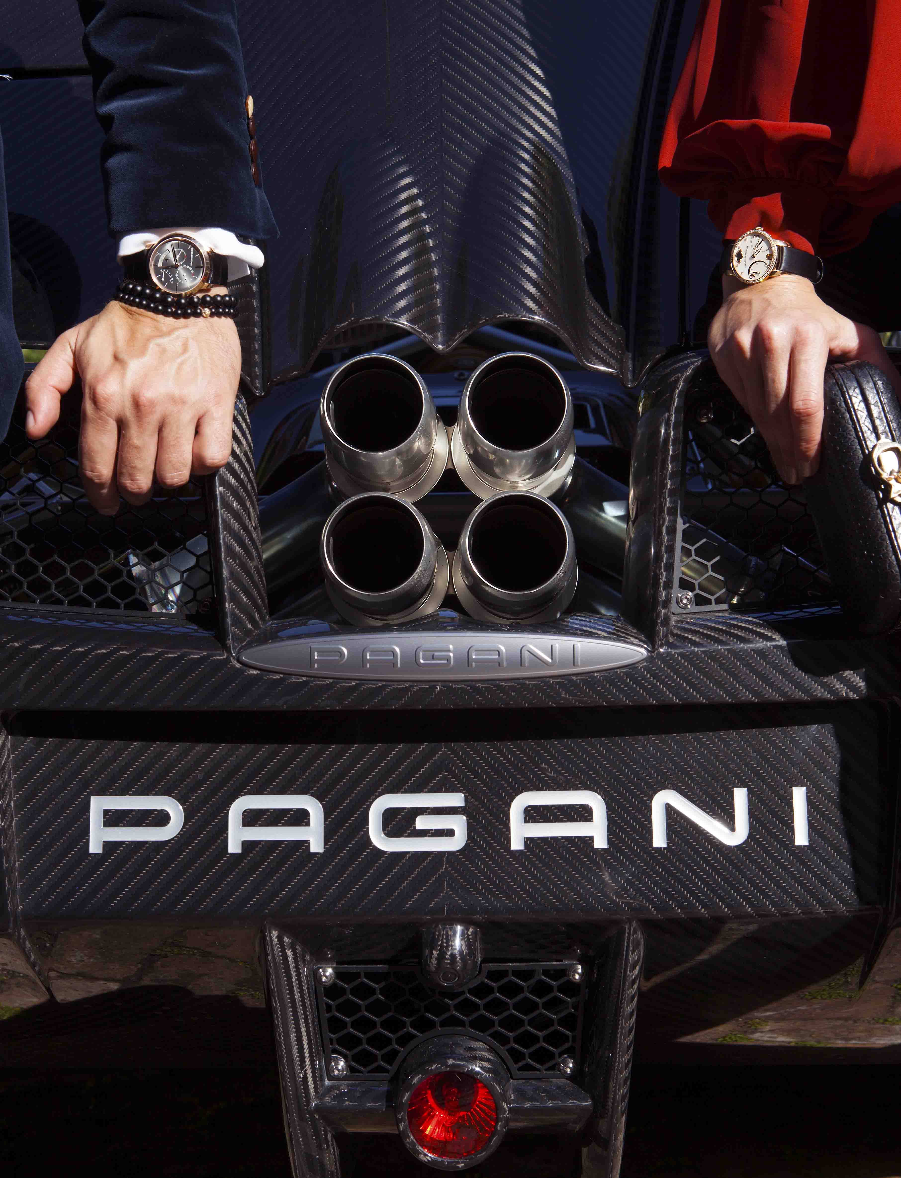 Part 5, Seven Days, Seven Watches, One Pagani – Art Basel Miami