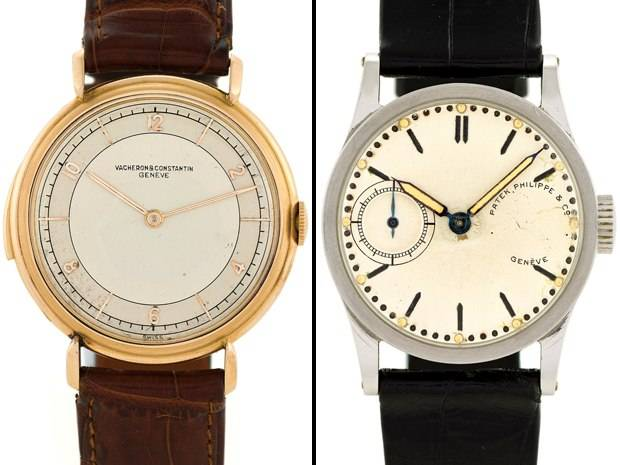 Antiquorum Set to Auction Never Before Seen Timepieces